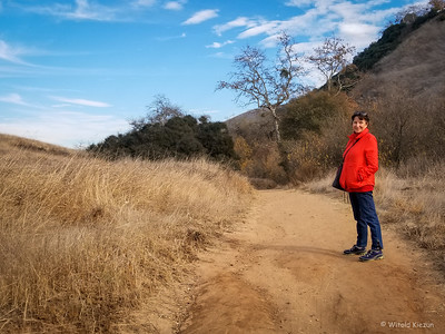 2018 Jan: Lopez Canyon