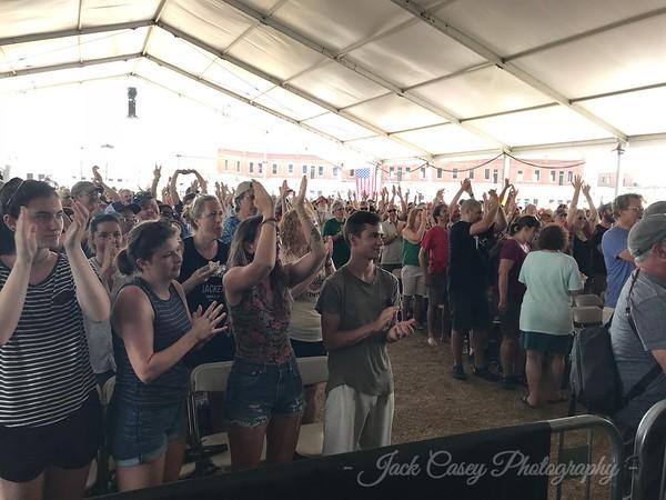 Newport Folk Festival 2018 Sunday