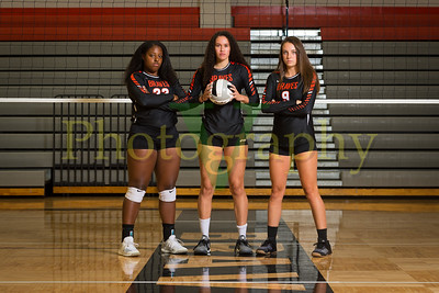 Bonner Springs Volleyball 2019
