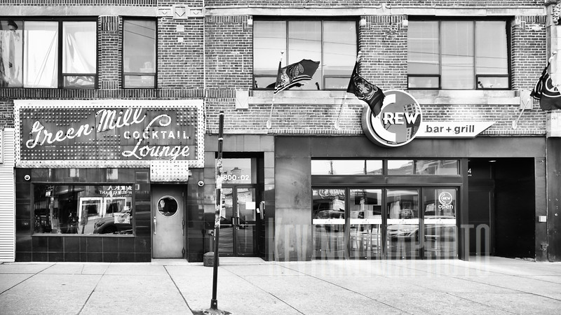 Green Mill & Crew Bar and Grill