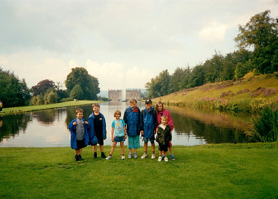 2002 Visit to Chatsworth with Steve & Nicki Chopak