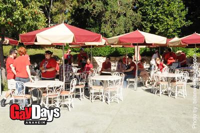 Gay Day at Disneyland (3 Oct 2009)