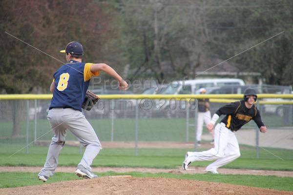 v baseball v le-win . 3.27.12