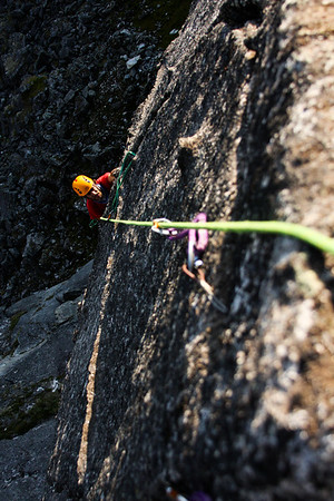 The First Ascent