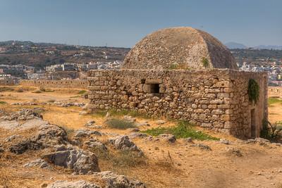 Rethymnon Castle Fortezza