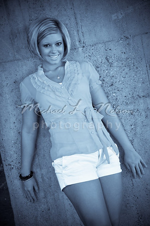 Allie - Senior Portrait Samples