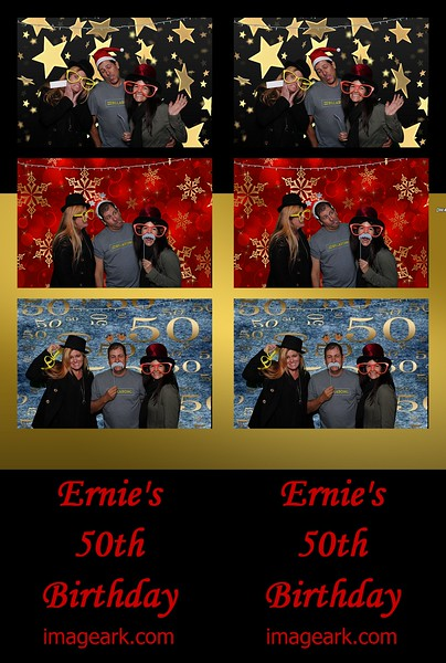Ernie's Birthday Party