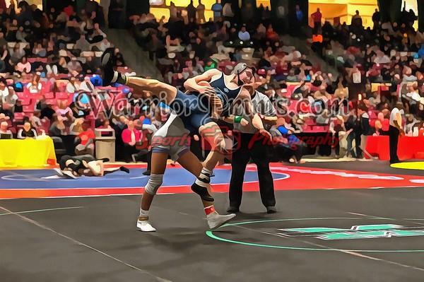 2020 State Championships Quarterfinal Round