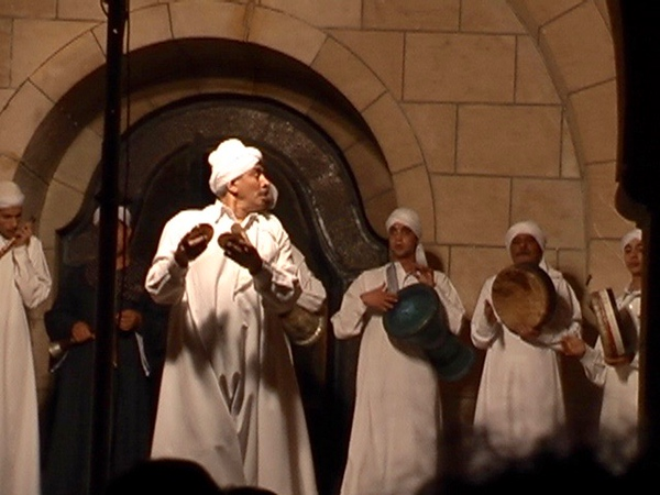 Sufi Dancers, Cairo, Egypt (February 16, 2005)
