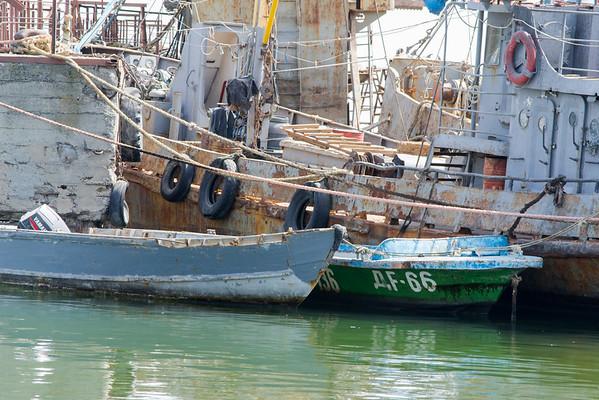 Turkmenbashi Port