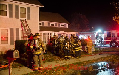 Center Moriches Structure Fire 591 Main St [11.16.16]