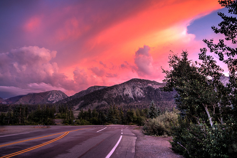 July 4 - Sunset in Mammoth Lakes_ CA.jpg