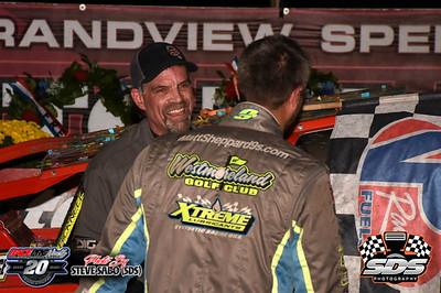 Freedom 76 - Grandview Speedway - 9/19/20 - Steve Sabo (SDS)