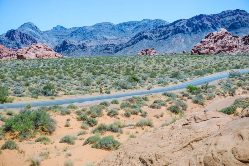 las vegas to northern arizona road trip