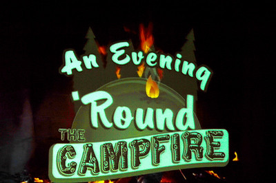 An Evening ' Round the Campfire