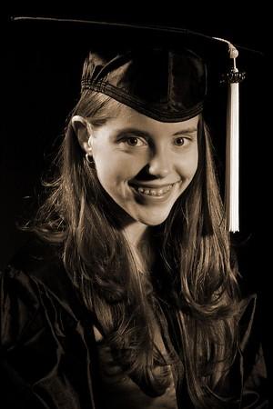 Christie's Graduation (06 Dec 2003)