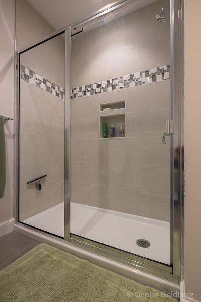 bathroom :: shower door
