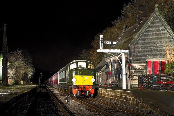 Peak Rail - Darley Dale (10/11/2007)