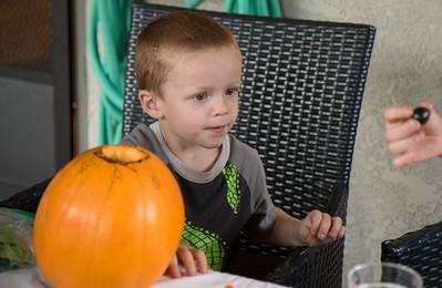 2015 Halloween Preparations