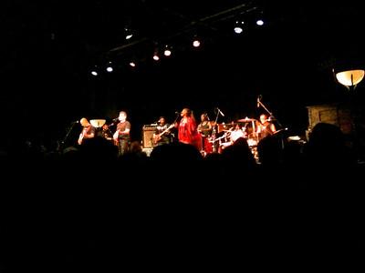 Johnny Clegg Concert 2011