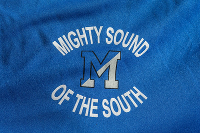 University of Memphis Band- 2014-15