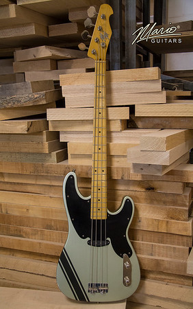 Mario Guitar & Mario Bass for Osborne Bros. 8-29-17