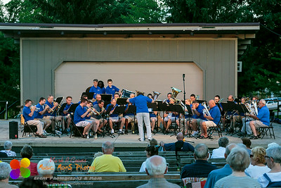 Brass Band of Central Illinois - Miller Park concert