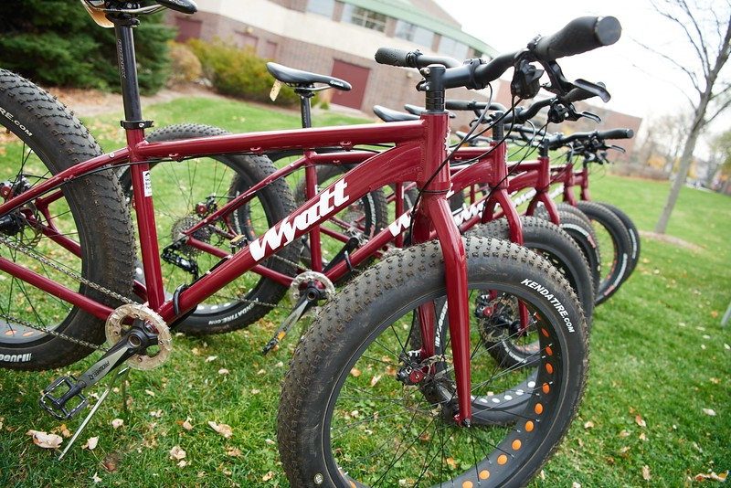 "Bike; Biking; cloudy; Club; day; Daytime; Fall; Group; Icon; Man men; November; Outside; ""Recreational Eagle Center; REC""; Speaking; Student students; Woman women"