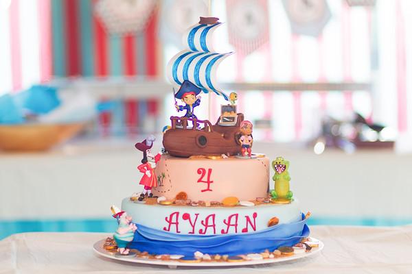 Aayan's Birthday Bash