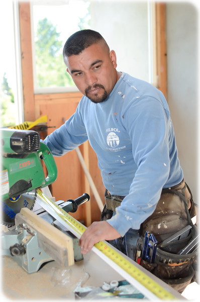 Milrod Construction - Work Force