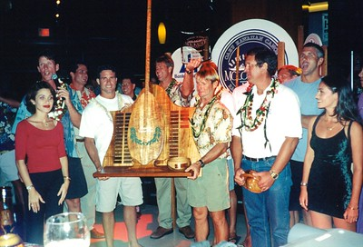 48th Annual Molokai Hoe 10-18-1999