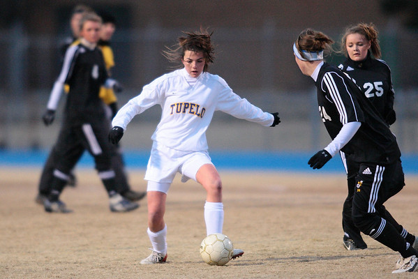 THS Girls v Starkville 2009