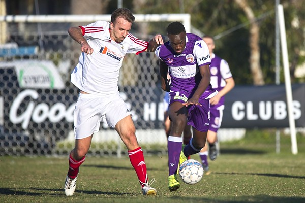 Cockburn City v Perth Glory
