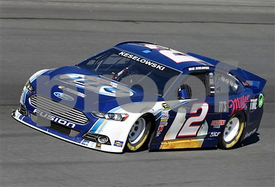 NASCAR Charlotte Test_Thom(1)