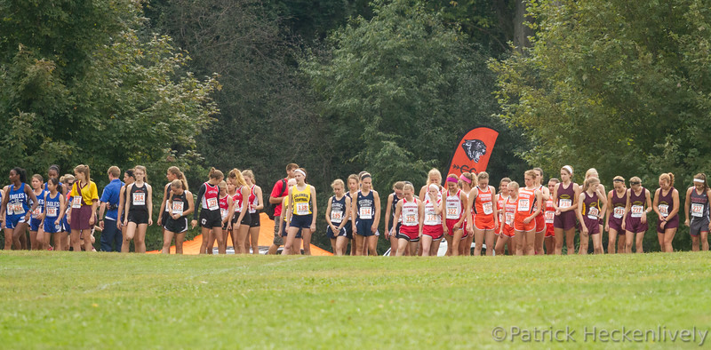 2015-09-26 Hillsdale Academy Varsity Cross Country At Jackson Invitational