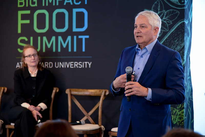 2019 FOOD SUMMIT - Harvard University
