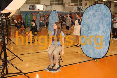 Underclassmen picture day 9-5