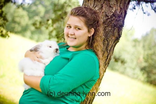 2012 - 9/8 Kenlynn & Kenlynn's Rabbit Ranch