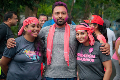 Gulaal Run With Milind Soman