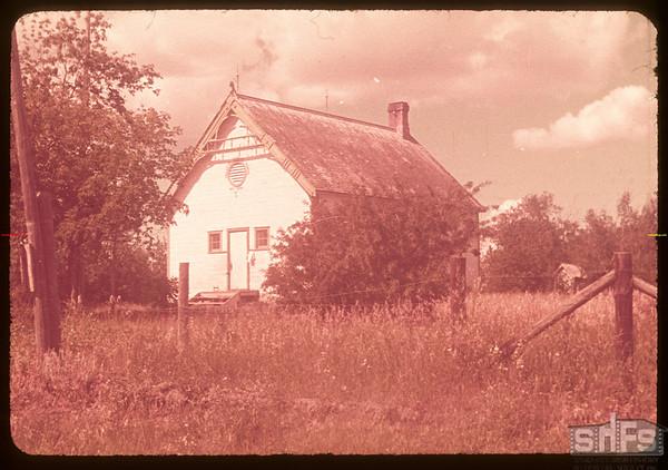 Colleston School # 9 North of Road - east of Prince Albert..  Prince Albert.  08/14/1953