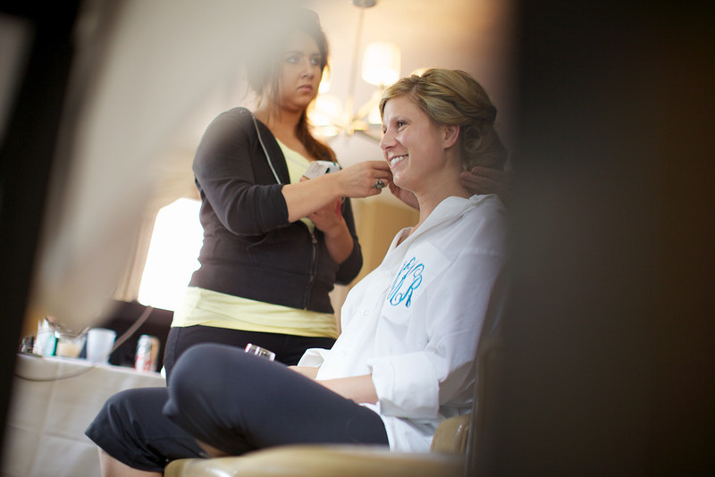 Le Cape Weddings - Chicago Cultural Center Weddings - Kaylin and John - 03 Bridesmaids Getting Ready 58