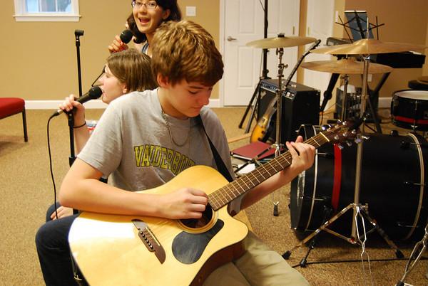 Middle School Retreat 08