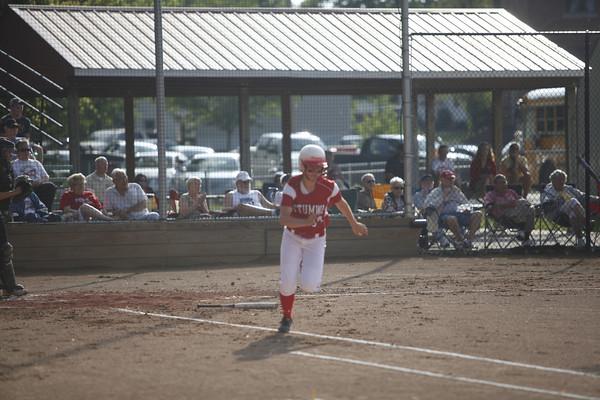 6-4-14 Ottumwa Softball