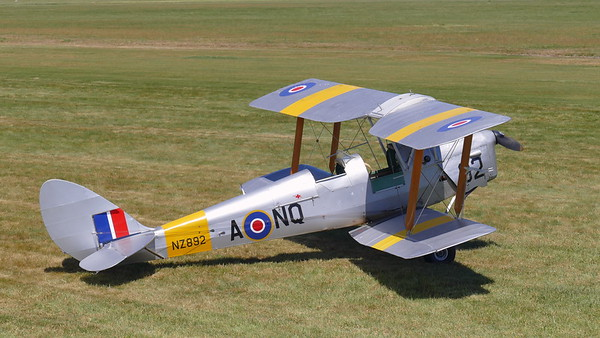 DH82A Tiger Moth ZK-ANQ