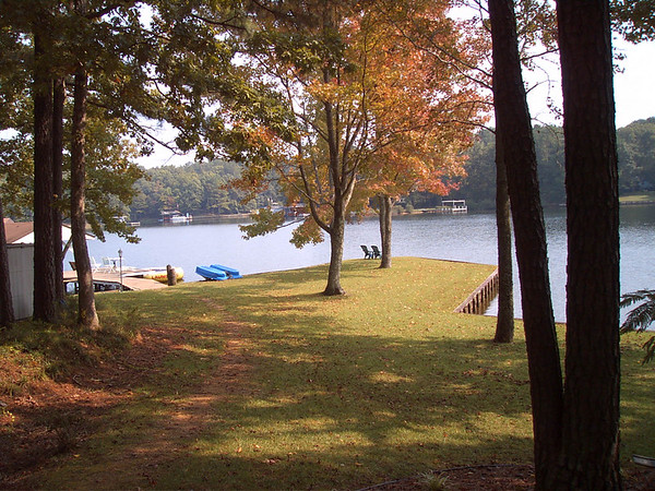 2004 10-03 Lake Gaston