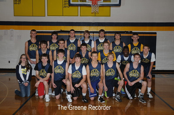 Basketball Camp and Scrimmage