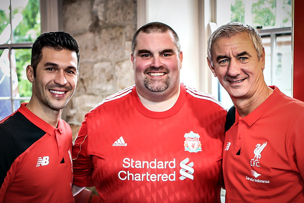 Liverpool FC Legends - January 2016