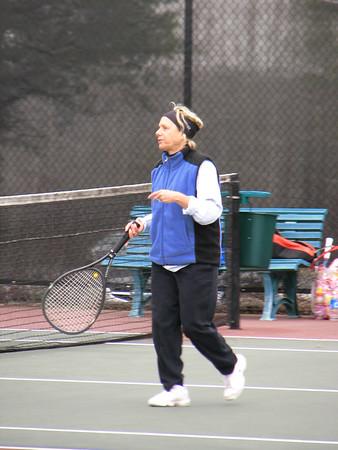 2008 02 23 Riverdale tennis team