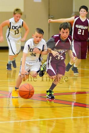 Elementary Boys Basketball