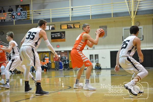 BKB State Basketball: Oakland Craig vs Elmwood-Murdock